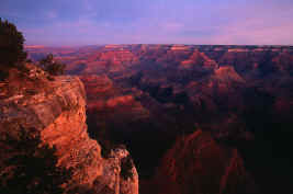 Hopi Grand Canyon Sunset