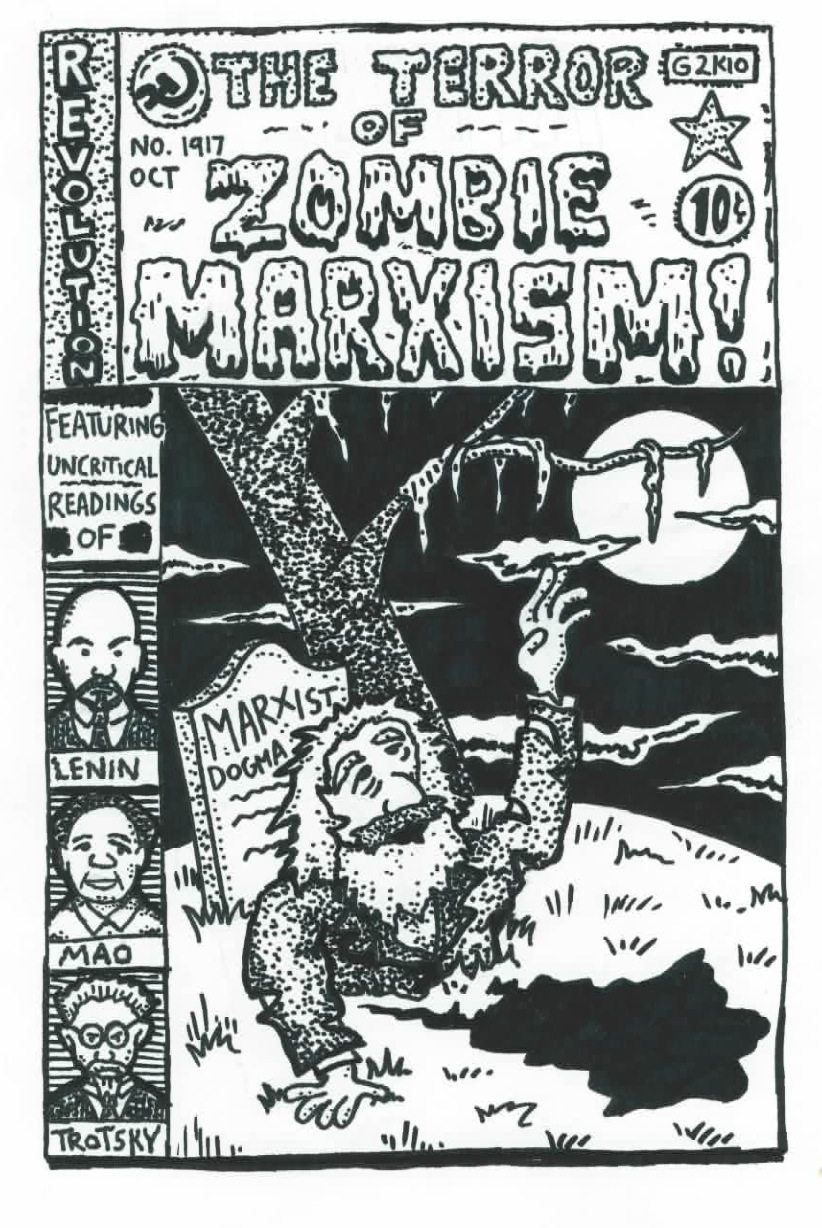 why marxism has failed and why zombie marxism cannot die part  image