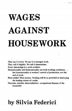 marxist feminist essays Note: this article was first published in win magazine in 1976 it later appeared in working papers on socialism & feminism published by the new american movement (nam) in 1976 nam was a mixed gender organization heavily influenced by socialist feminism a number of cwluers were associated with it.